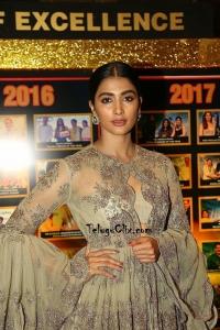 Pooja Hegde at Sakshi Excellence Awards
