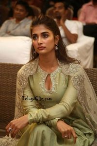 Pooja Hegde at Valmiki Success Meet