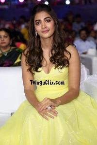 Pooja Hegde HD at Zee Cine Awards Telugu 2020