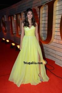 Pooja Hegde at Zee Cine Awards Telugu 2020