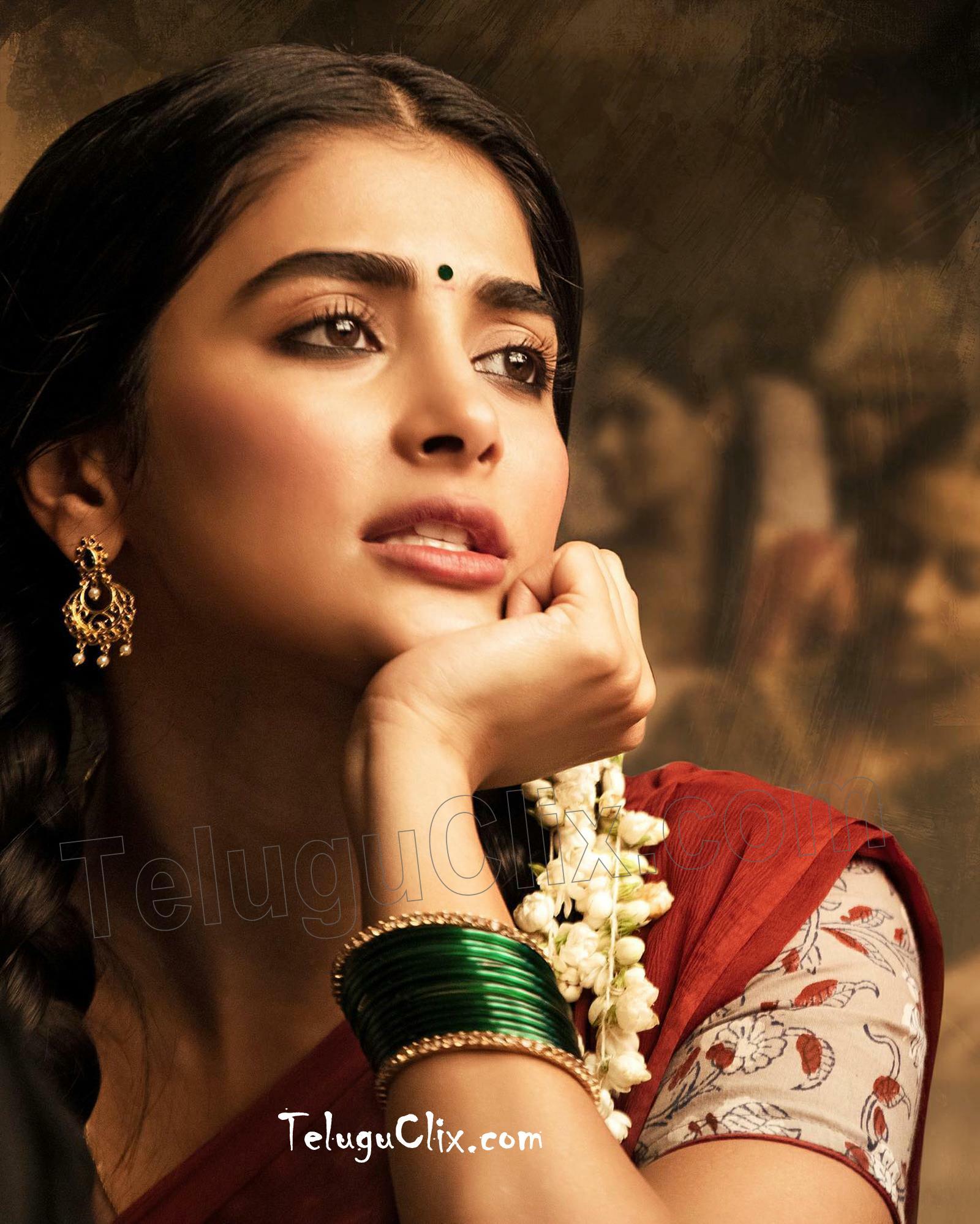 Pooja Hegde In From Valmiki Movie HD HQ Photos Stills Images