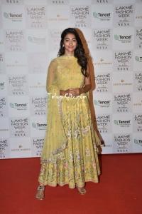 Pooja Hegde LFW 2019