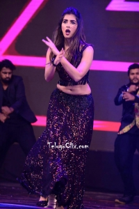 Pooja Hegde Navel Dance at Cinemahotsavam