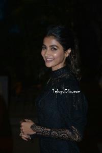 Pooja Hegde in Black