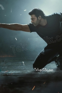 Prabhas HD in Saaho