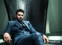 Prabhas HD in Suit Saaho
