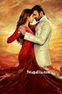 Radhe Shyam HD Still - Prabhas - Pooja Hegde