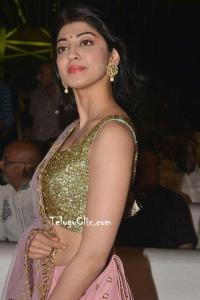 Pranitha at NTR Biopic Audio