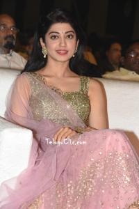 Pranitha at NTR Biopic Audio Launch