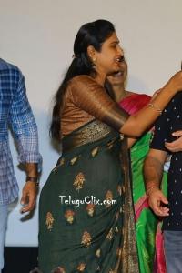Praveena Kadiyala in Saree