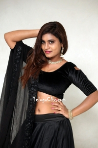 Priya Augustin Navel HQ Photos