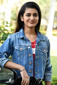 Priya Prakash Varrier HQ Photos