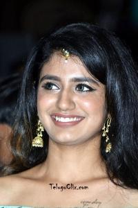 Priya Prakash Varrier at Lovers Day Audio