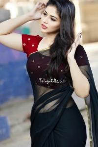 Priyanka Jawalkar in Saree