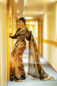 Priyanka Jawalkar in Saree HD