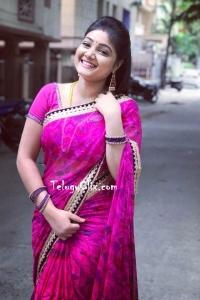 Priyanka Nalkar Saree