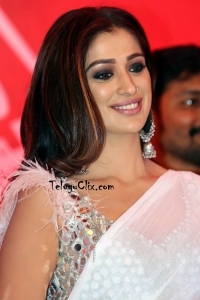 Raai Laxmi in White Saree HD