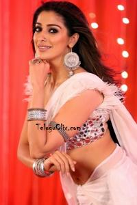 Raai Laxmi Latest Saree HD Photos
