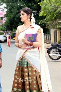 Raai Laxmi Half Saree HD in Naga Kanya