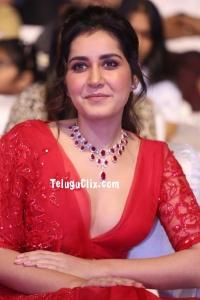 Raashi Khanna in Red HD Photos