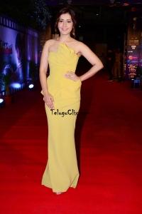 Raashi Khanna at Zee Cine Awards Telugu 2018