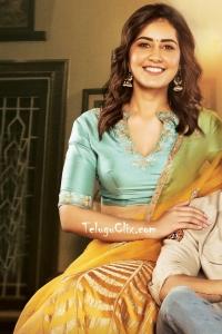 Raashi Khanna in Venky Mama