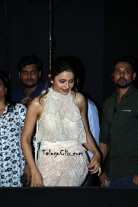 Rakul Preet Singh at Her In Every Hero Event