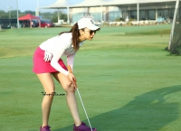 Rakul Preet Singh Golf Photos