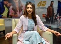 Rakul Preet Singh at DEV movie interview