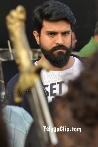 Ram Charan Latest HD