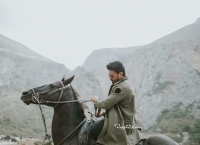 Ram Charan Riding on Horse HD