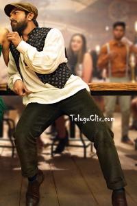 Ram Charan in VVR
