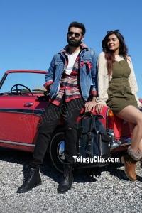 Ram - Malvika Sharma - Red Telugu Film Still