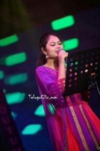 Play Back Singer Ramya Behara