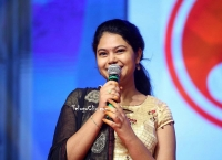 Ramya Behara at Event