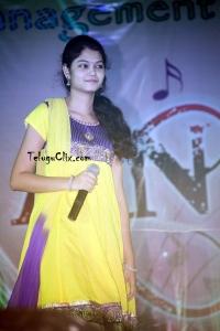 Singer Ramya Behara HD
