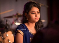 Singer Ramya Behara HD Wallpaper