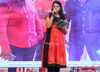 Tollywood Singer Ramya Behara