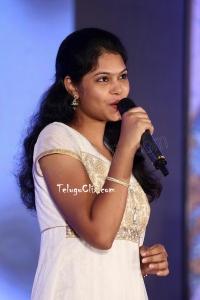 Telugu Singer Ramya Behara