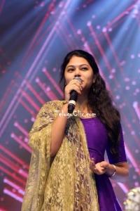 Singer Ramya Behara
