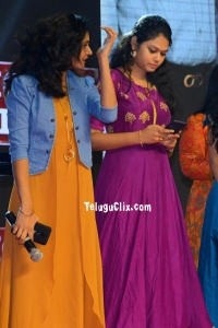 Telugu Singers Ramya Behara and Mohana