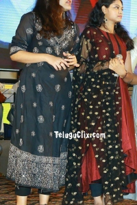 Telugu Singers Ramya Behara and Sruthi Ranjani