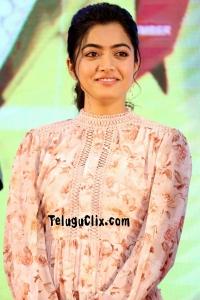 Rashmika Mandanna HD Bheeshma Success Meet
