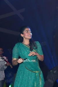 Rashmika Mandanna HD at Dear Comrade Music Festival Telugu