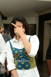 Rashmika Mandanna at DevaDas Sucessmeet