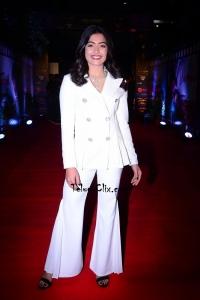 Rashmika Mandanna at Zee Cine Awards Telugu 2018