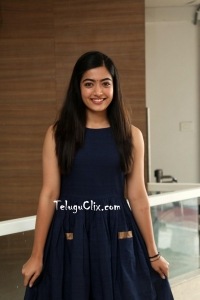 Rashmika Mandanna Cute HQ Photos