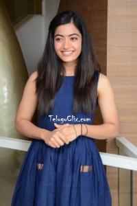 Rashmika Mandanna Cute Photos