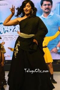 Rashmika Mandanna Dance Perfomance