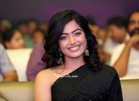 Rashmika Mandanna at Devadas Audio